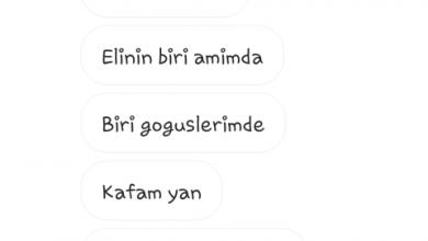 Photo of Ankaralı Halime (Sexting İçerir)